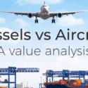 Vessels vs Aircrafts