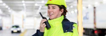 stena line female captain Lynette Bryson
